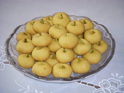 شیرینی (نان) نخودچی Shirini (Naan) Nokhodchi