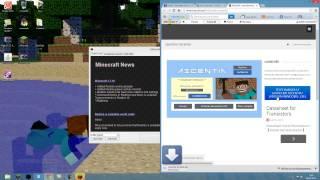 Tuto: comment lancer minecraft avec java runtime error