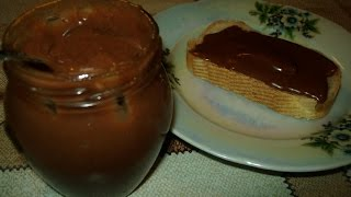 Нутелла за 5 минут /Nutella for 5 minutes