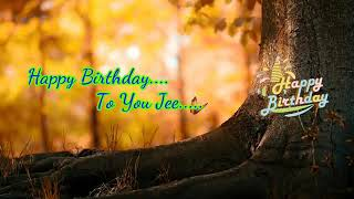 The Birthday Song | That you never heard before | Happy Birthday To You Jee | Lyrical Video