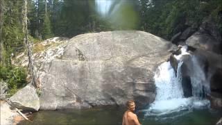 Priest Lake, Idaho: Camping Trip Fun, GoPro HD
