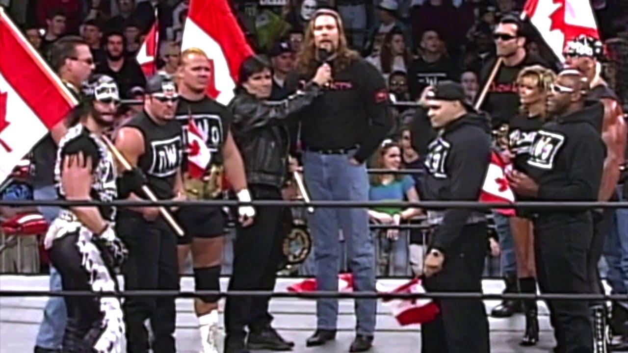Konnan on: WCW's backstage reaction to the Montreal Screwjob