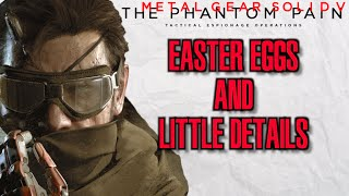 Metal Gear Solid V - The Little Details