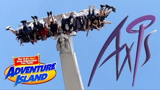 Axis Offride 4K Adventure Island Southend