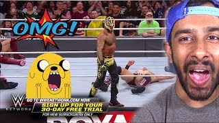 Royal Rumble review & Rey Mysterio return in the Royal Rumble Match: Royal Rumble 2018(RE-REACTI