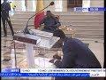 LA 4ème REPUBLIQUE DU TCHAD  -  LES MEMBRES DU GOUVERNEMENT PRETENT SERMENT