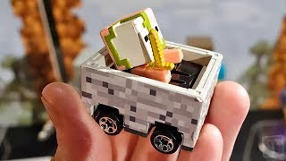 HOTWHEELS E MINECRAFT E A GAMEXP NO ROCK IN RIO
