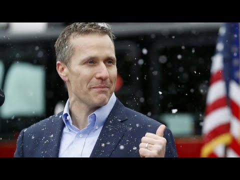 No signs of Missouri governor stepping down amid affair, blackmail accusations