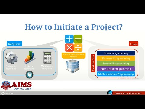 Project Initiation - How to Start a Project?   AIMS UK