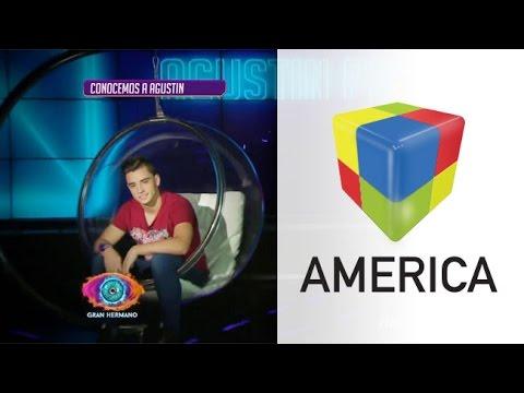 El latin lover de GH 2016 es Agustín Pappa