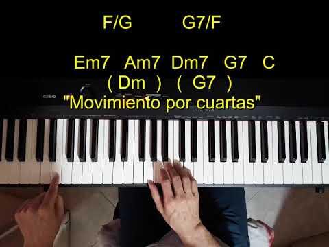 Luis Miguel -Tengo Todo Excepto A Ti - Análisis Armónico
