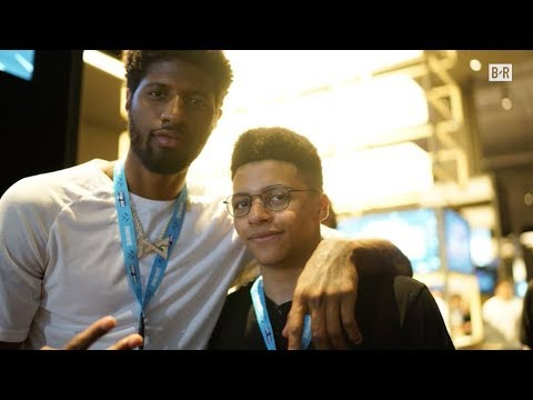 Paul George and the Sports World Got Hyped for the Fortnite Celebrity Pro-Am