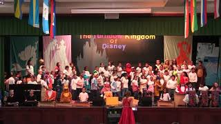 Turnbow Elementary 4th Grade | Kingdom of Disney