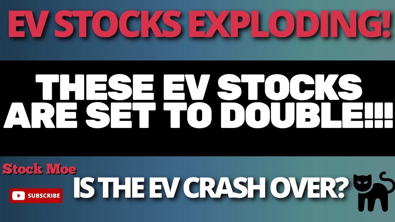 Download EV STOCKS EXPLODING - NIO STOCK PRICE PREDICTION - TESLA STOCK PRICE PREDICTION - THIS IS HUGE