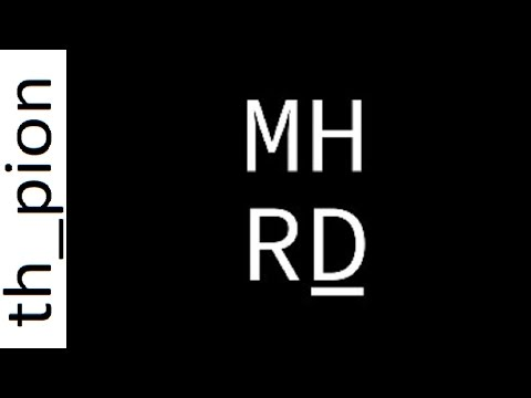 What is MHRD? - by th_pion