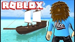 We Are The Worst Boat Builders - Roblox Boat Simulator