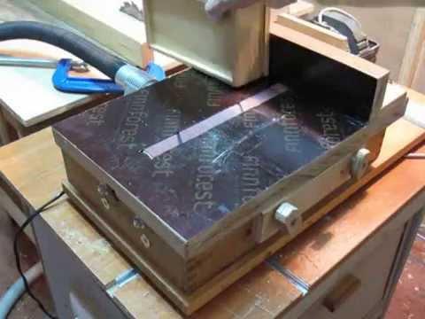 Lijadora de tambor casera youtube - Lijadora para madera ...