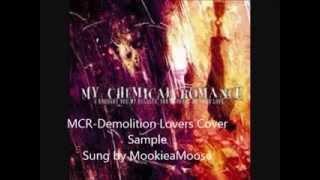 MCR Demolition Lovers Cover Sample Acapella