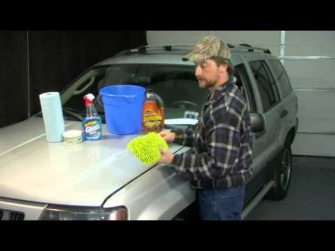 What Equipment Do You Need To Wash A Car?