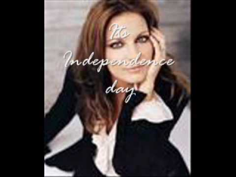 Martina McBride Independence day---lyrics