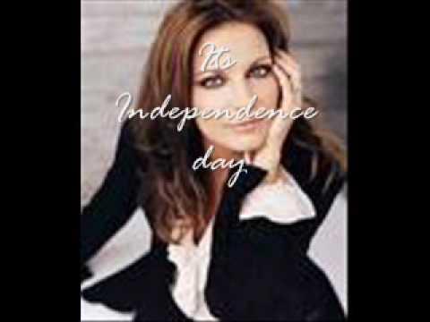 Martina Mcbride Independence Day Lyrics Youtube