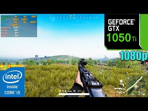 PUBG Lite : Ultra Graphics | GTX 1050 Ti 4GB