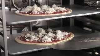 Конвекционная печь Unox XBC 605E выпечка пиццы(Выпечка пиццы в конвекционной печи Unox XBC 605E Если вас интересуют технические характеристики, цена и возможно..., 2015-09-23T14:18:30.000Z)