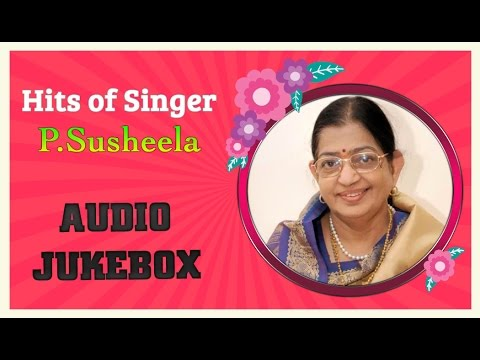 Best Songs of P. Susheela Jukebox | Top 10 Solo Hits | Malayalam Movie Songs Collection