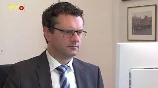 Stephan Neher möchte Stuttgarts neuer Oberbürgermeister werden