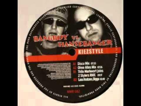 Bangboy VS Hansebanger - Kiezstyle (Disco Mix)