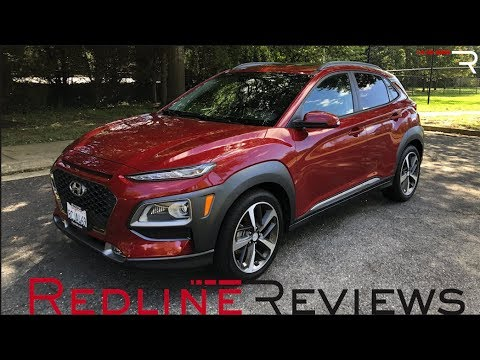 2018 Hyundai Kona 1.6T – Turbos Make Everything Better