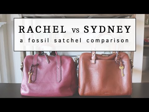 Rachel Vs Sydney Satchel...and Why I Chose The Rachel!