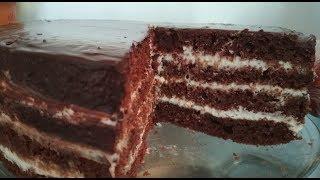 Торт Черный принц / Cake Black prince!