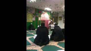 Imam Mohammad Amir on signs of the Day of Judgement