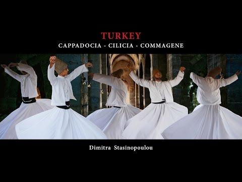 TURKEY, Cappadocia, Cilicia, Commagene