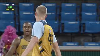 Collin Welp South Korea Tour Highlights | UC Irvine