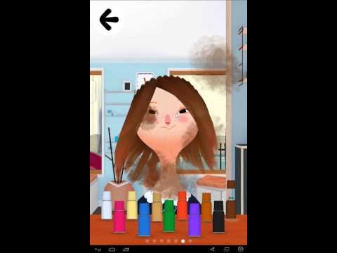 Toca Hair Salon 2 Я супер парикмахер