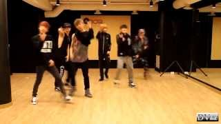 Teen Top - Miss Right (dance practice) DVhd