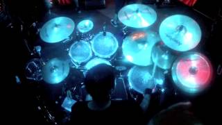 Hatesphere - Sickness Within (Drum Cam), live @ Backstage, Münich, Oct. 8th 2012