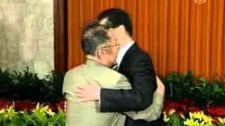 Ким Чен Ир посетил Китай