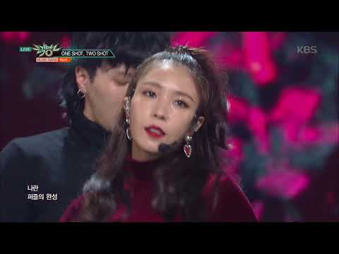 뮤직뱅크 Music Bank  ONE SHOT, TWO SHOT  BoA.20180223