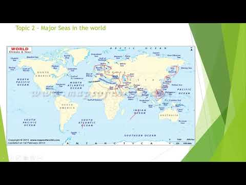 Important World Geography - Through Maps - For Prelims || UPSC || IAS
