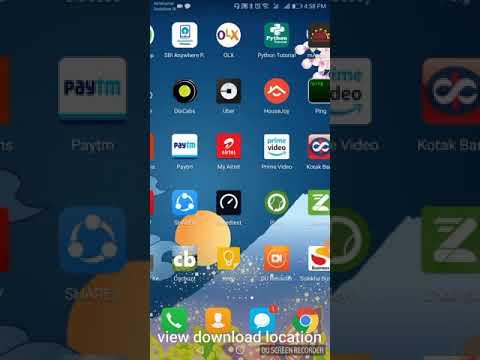 Vstarcam SD card recorder file view and download using EYE4 app -Vstarcam  india