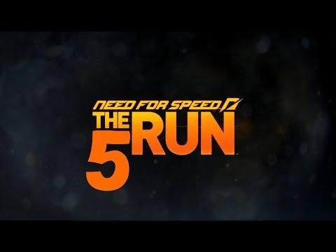Прохождение Need for Speed: The Run #5 ( Белым бело )