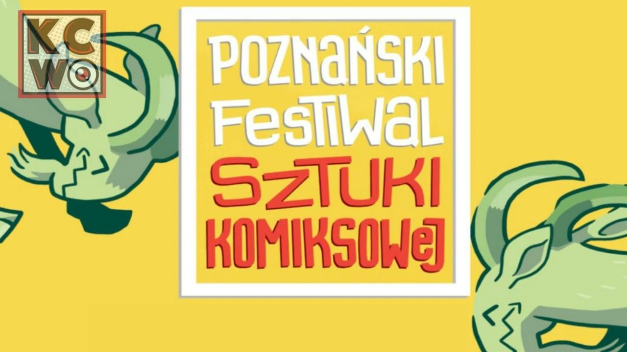 Startuje festiwal komiksu