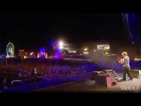 Ed Sheeran- Rock In Rio 2015 [FULL SET]