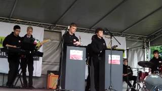 Blues For Alice by NYJO Combo at the Queens Jubilee Nottingham 130612
