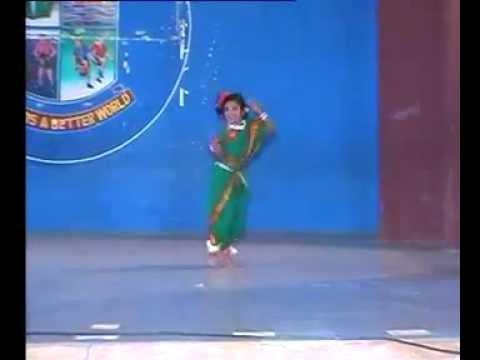 Taavi-Folk Dance-nsm public school vijayawada