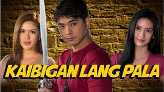 Repeat youtube video KAIBIGAN LANG PALA - LIEZEL GARCIA | HD Lyric Video
