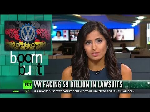 [684] VW facing 1,400 lawsuits worth $9 billion